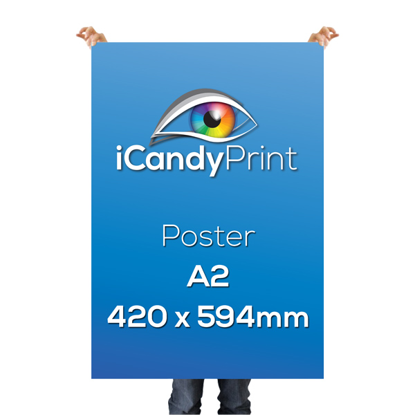 A2 Posters Icandy Print Printing In Plymouth Devon