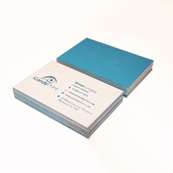 350gsm colourplan luxury business card double sided icandy print 350gsm colourplan luxury business card double sided reheart Choice Image