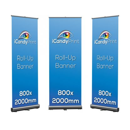 Luxury Roll-Up Banner